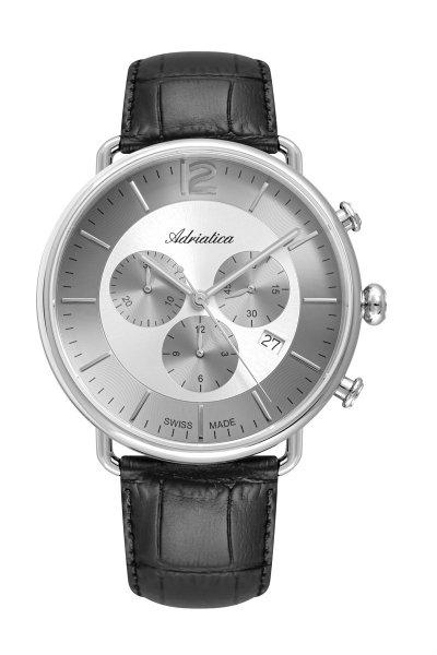 zegarek Adriatica A8299.5253CH • ONE ZERO • Modne zegarki i biżuteria • Autoryzowany sklep