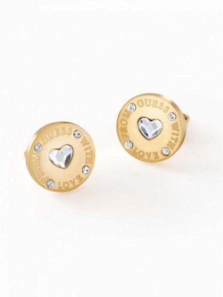 kolczyki Guess UBE70037 • ONE ZERO • Modne zegarki i biżuteria • Autoryzowany sklep