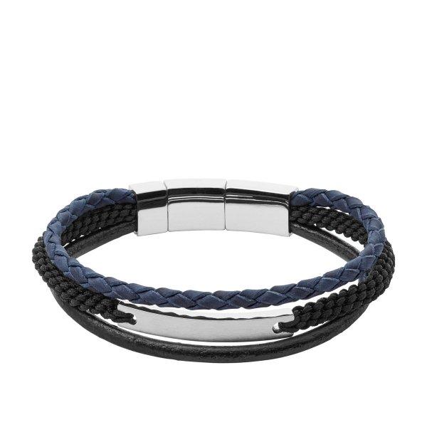 bransoletka Fossil JF02633040 • ONE ZERO • Modne zegarki i biżuteria • Autoryzowany sklep