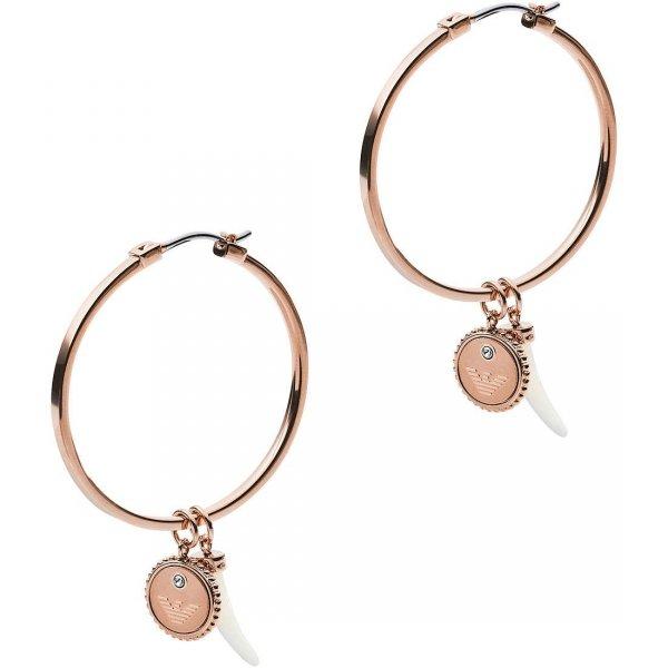 kolczyki Emporio Armani EGS2525221 • ONE ZERO • Modne zegarki i biżuteria • Autoryzowany sklep