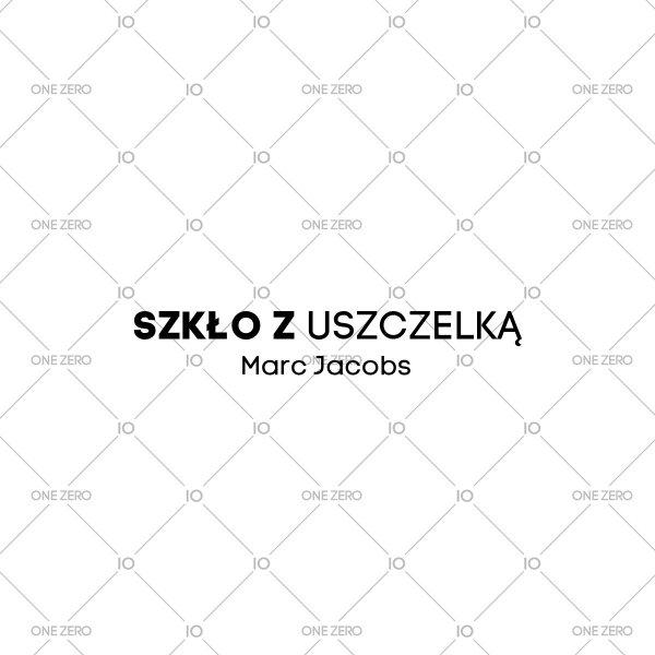 szkło z uszczelką Marc Jacobs • ONE ZERO • Modne zegarki i biżuteria • Autoryzowany sklep