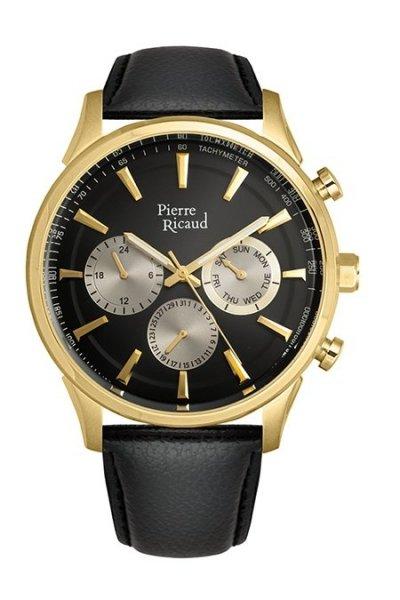 zegarek Pierre Ricaud P60014.1214QF • ONE ZERO • Modne zegarki i biżuteria • Autoryzowany sklep