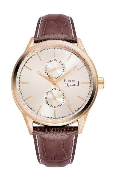 zegarek Pierre Ricaud P97244.1211QF • ONE ZERO • Modne zegarki i biżuteria • Autoryzowany sklep