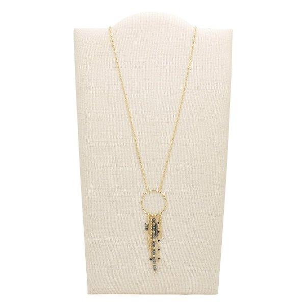 naszyjnik Fossil JF03273710 • ONE ZERO • Modne zegarki i biżuteria • Autoryzowany sklep