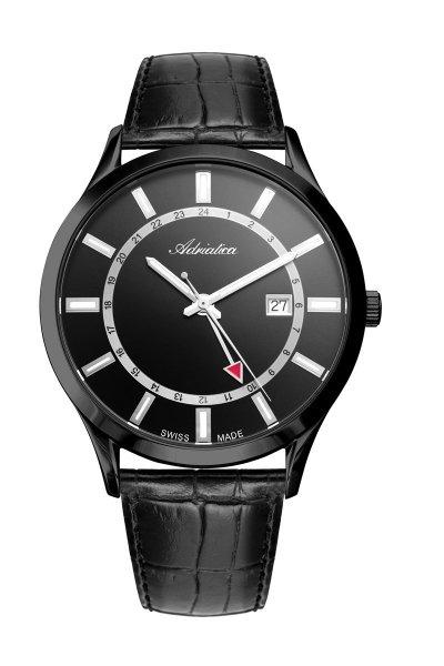 zegarek Adriatica A8289.B214Q • ONE ZERO • Modne zegarki i biżuteria • Autoryzowany sklep