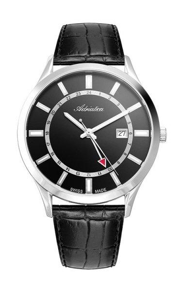 zegarek Adriatica A8289.5214Q • ONE ZERO • Modne zegarki i biżuteria • Autoryzowany sklep