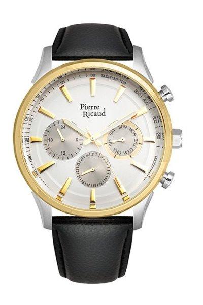 zegarek Pierre Ricaud P60014.2213QF • ONE ZERO • Modne zegarki i biżuteria • Autoryzowany sklep