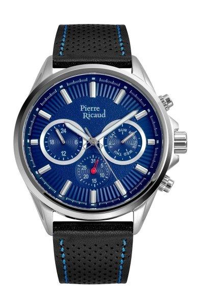 zegarek Pierre Ricaud P60030.5N15QF • ONE ZERO • Modne zegarki i biżuteria • Autoryzowany sklep