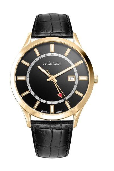 zegarek Adriatica A8289.1214Q • ONE ZERO • Modne zegarki i biżuteria • Autoryzowany sklep