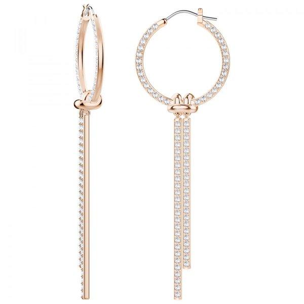 kolczyki Swarovski 5390820 • ONE ZERO • Modne zegarki i biżuteria • Autoryzowany sklep