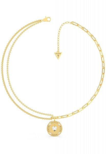 naszyjnik Guess UBN70001 • ONE ZERO • Modne zegarki i biżuteria • Autoryzowany sklep