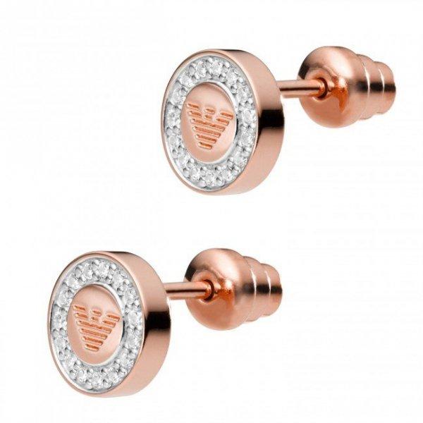 kolczyki Emporio Armani EG3054221 • ONE ZERO • Modne zegarki i biżuteria • Autoryzowany sklep