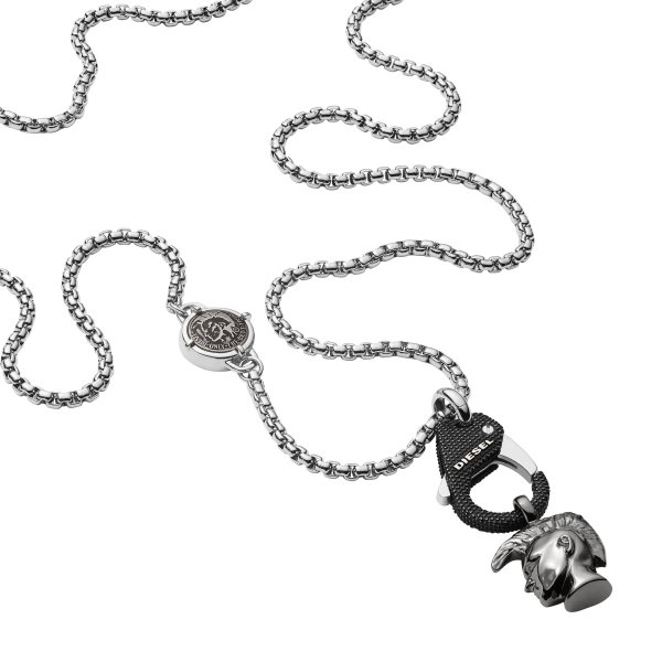 naszyjnik Diesel DX1148040 • ONE ZERO • Modne zegarki i biżuteria • Autoryzowany sklep