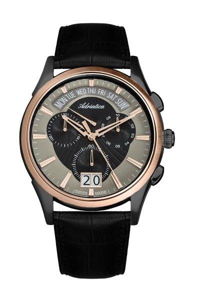 zegarek Adriatica A1193.K214CH • ONE ZERO • Modne zegarki i biżuteria • Autoryzowany sklep
