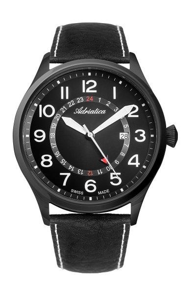zegarek Adriatica A8267.B224Q • ONE ZERO • Modne zegarki i biżuteria • Autoryzowany sklep