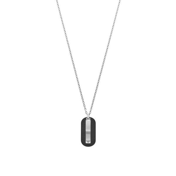 naszyjnik Emporio Armani EGS2538040 • ONE ZERO • Modne zegarki i biżuteria • Autoryzowany sklep