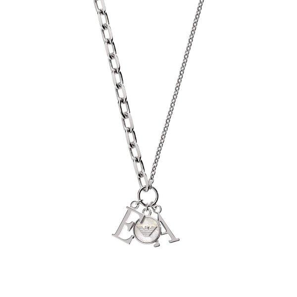 naszyjnik Emporio Armani EG3386040 • ONE ZERO • Modne zegarki i biżuteria • Autoryzowany sklep