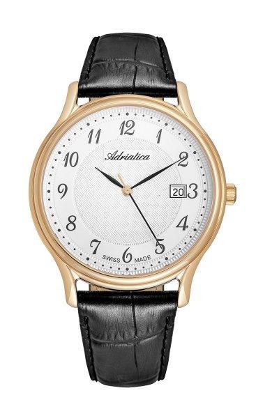 zegarek Adriatica A8000.1223Q  • ONE ZERO • Modne zegarki i biżuteria • Autoryzowany sklep