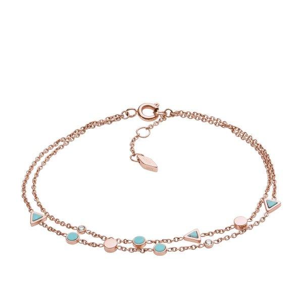 bransoletka Fossil JF02642791 • ONE ZERO • Modne zegarki i biżuteria • Autoryzowany sklep