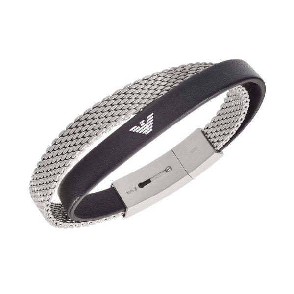 bransoletka Emporio Armani EGS2714040 • ONE ZERO • Modne zegarki i biżuteria • Autoryzowany sklep