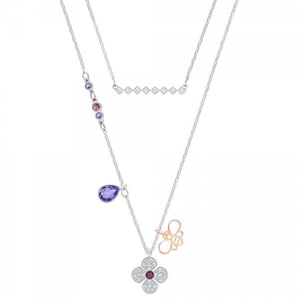 naszyjnik Swarovski 5273297 • ONE ZERO • Modne zegarki i biżuteria • Autoryzowany sklep