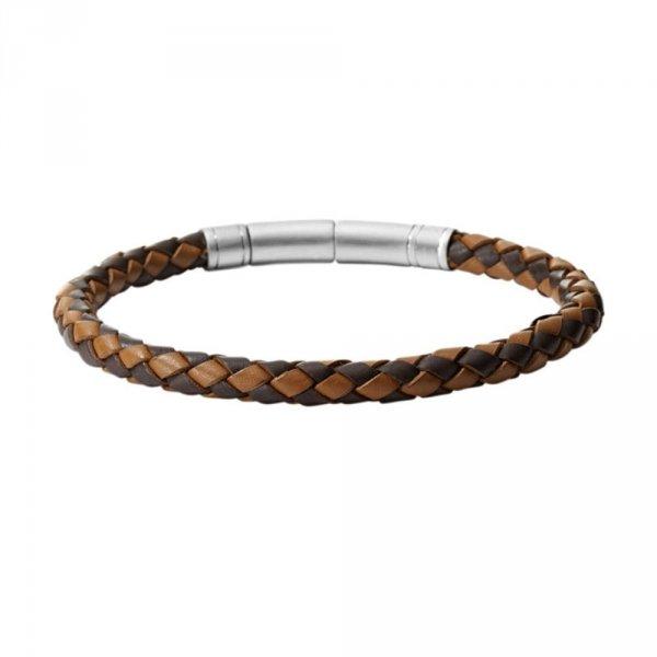 bransoletka Fossil JF00509797 • ONE ZERO • Modne zegarki i biżuteria • Autoryzowany sklep