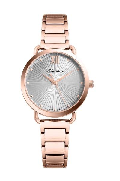 zegarek Adriatica A3729.9187Q • ONE ZERO • Modne zegarki i biżuteria • Autoryzowany sklep
