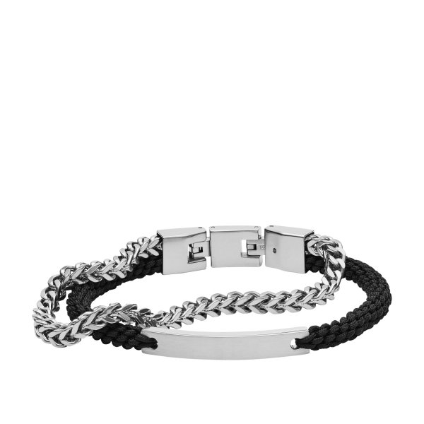bransoletka Fossil JF03325040 • ONE ZERO | Time For Fashion