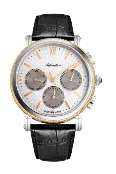 zegarek Adriatica A8272.2263QF • ONE ZERO • Modne zegarki i biżuteria • Autoryzowany sklep