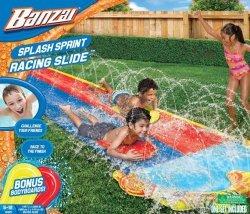 Banzai Ślizgawka wodny wyścig