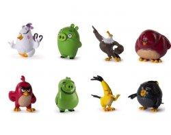 Angry Birds Figurki Kolekcjonerskie