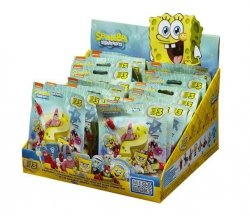 Mega Bloks Spongebob Figurki saszetka Seria 3 Ast.
