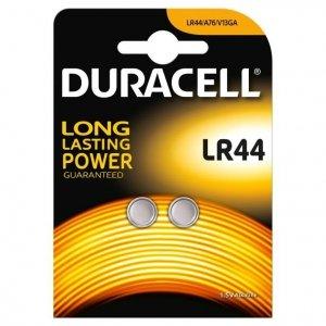 DURACELL alkaliczna LR44 B2