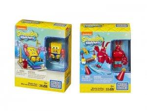 Mega Bloks Spongebob Minizestawy Ast.