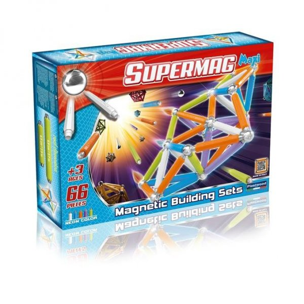 Supermag Maxi Neon 66 el.