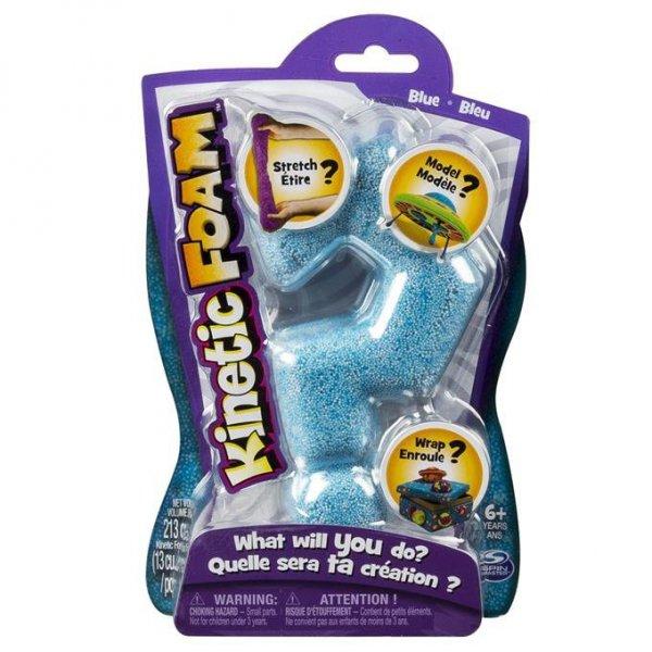 Kinetic Foam - pojedyncze opakowanie niebieski