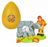 Strażak Sam Zestaw ratunkowy Jajko + Sam