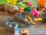 Ciastolinowe zabawki jako początek przygody kulinarnej