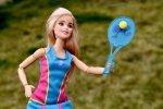 Wiosenne wersje lalek, czyli Steffi na wrotkach i kwieciste Barbie gimnastyczki