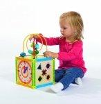Zabawki z drewna przeżywaja prawdziwy renesans - czywiesz dlaczego?