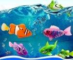 A może elektroniczna pływająca rybka zamiast akwarium?