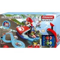 Carrera 1 First Mario Kart Luigi Tor i Autka Nintendo 63028