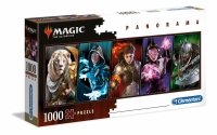 Puzzle Panoramiczne Magic the Gathering 1000 el. Clementoni 39565