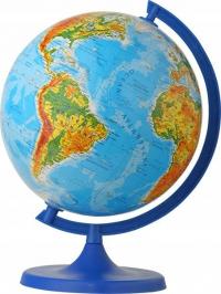 Globus Świata Fizyczny 30 cm