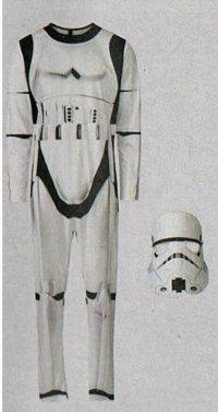 Strój Karnawałowy Kostium Szturmowiec Star Wars r. L 52/54