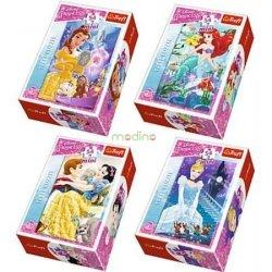 Puzzle Princess W bajkowym 54 el. Trefl 54145