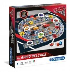 Gra Planszowa Wyścigi Auta Cars Clementoni 16094
