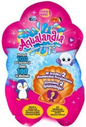 Saszetka Splashlings 2 Figurki Aqualandia Ocean Przyjaźni Epee 02789