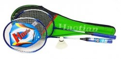 Badminton Zestaw 2 rakietki i lotka Madej 00149