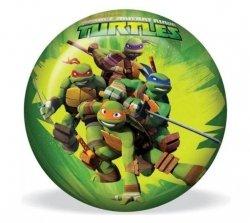 Piłka Gumowa 23 cm Wojownicze Żółwie Ninja Mondo 06979